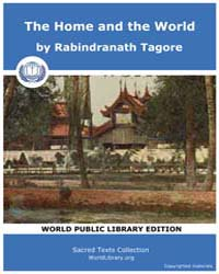 The Home and the World, Score Tagore Hom... by Tagore, Rabindranath
