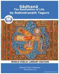 Sadhana, the Realisation of Life, Score ... by Tagore, Rabindranath