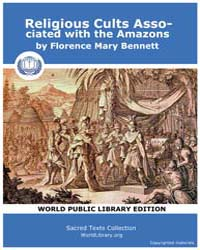 Religious Cults Associated with the Amaz... by Bennett, .Florence Mary