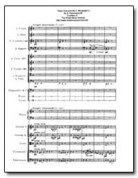 Piano Concerto No. 2, Movement 3 by Rachmaninoff, Sergei