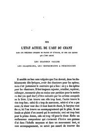 À travers chants (Études musicales, ador... by Berlioz, Hector