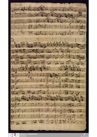 Flute Concerto in A major, MWV 6.13 : Co... Volume MWV 6.13 by Molter, Johann Melchior