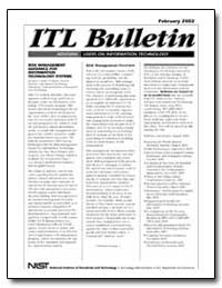 Itl Bulletin Series by Hash, Joan S.