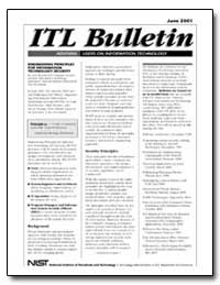Itl Bulletin Series by Stoneburner, Gary