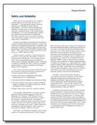 Safety and Reliability by