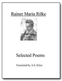 Poems of Rainer Maria Rilke by Rilke, Rainer Maria