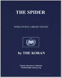The Spider by Muhammad, Prophet