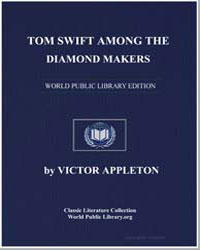 Tom Swift Among the Diamond Makers or th... by Appleton, Victor