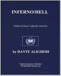 Inferno/Hell by Alighieri, Dante