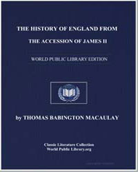 The History of England from the Accessio... by Macaulay, Thomas Babington, Baron