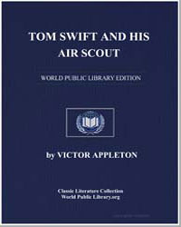 Tom Swift and His Air Scout : Or, Uncle ... by Appleton, Victor
