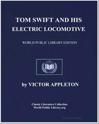 Tom Swift and His Electric Locomotive or... by Appleton, Victor
