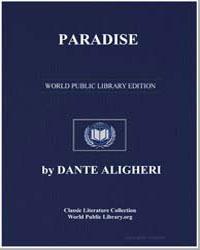 Paradise by Alighieri, Dante
