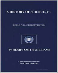 A History of Science, Vol. 3 by Williams, Henry Smith