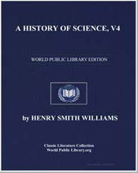 A History of Science, Vol. 4 by Williams, Henry Smith