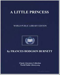 A Little Princess by Burnett, Frances Hodgson