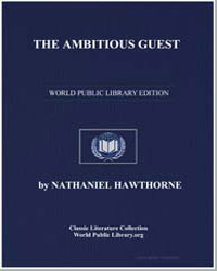 The Ambitious Guest by Hawthorne, Nathaniel