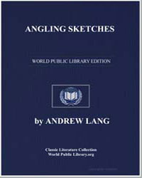 Angling Sketches by Lang, Andrew