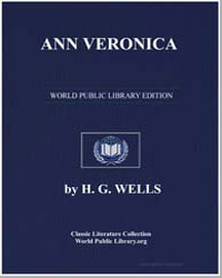 Ann Veronica by Wells, Herbert George