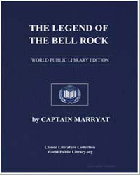 The Legend of the Bell Rock by Marryat, Frederick, Captain
