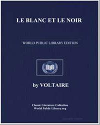 Le Blanc et le Noir by Voltaire
