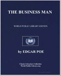The Business Man by Poe, Edgar Allan