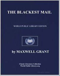 The Blackest Mail by Grant, Maxwell