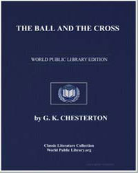 The Ball and the Cross by Chesterton, Gilbert K.