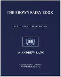 The Brown Fairy Book by