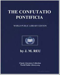 The Confutatio Pontificia by Anonymous