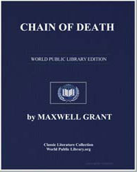 Chain of Death by Grant, Maxwell