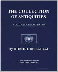 The Collection of Antiquities by De Balzac, Honore
