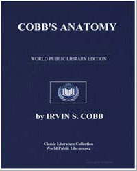 Cobb's Anatomy by Cobb, Irvin S.
