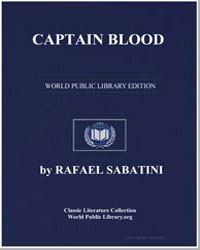 Captain Blood by Sabatini, Rafael
