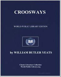 Crossways by Yeats, William Butler