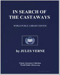 In Search of the Castaways Or, The Child... by Verne, Jules