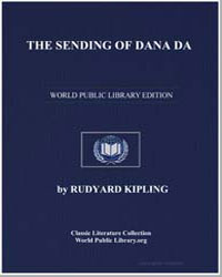 The Sending of Dana Da by Kipling, Rudyard