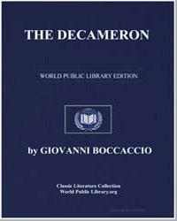 The Decameron by Boccaccio, Giovanni