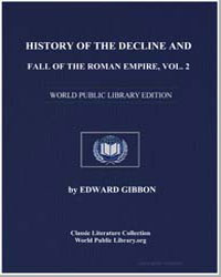 History of the Decline and Fall of the R... by Gibbon, Edward