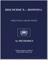 Discourse X : Domnina by Methodius