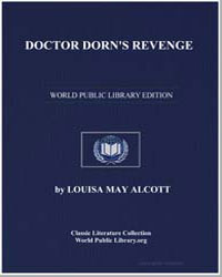 Doctor Dorn's Revenge by Alcott, Louisa May