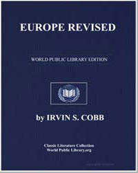 Europe Revised by Cobb, Irvin S.