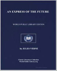 An Express of the Future by Verne, Jules