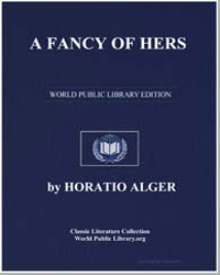 A Fancy of Hers by Alger, Horatio, Jr.
