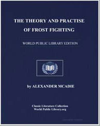 The Theory and Practice of Frost Fightin... by Mcadie, Alexander