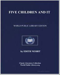 Five Children and It by Nesbit, Edith