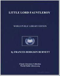 Little Lord Fauntleroy by Burnett, Frances Hodgson