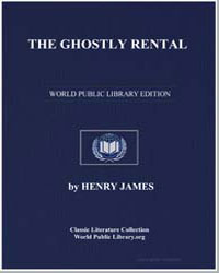 The Ghostly Rental by James, Henry