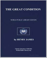 The Great Condition by James, Henry