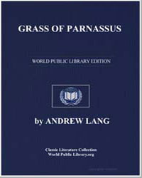 Grass of Parnassus by Lang, Andrew